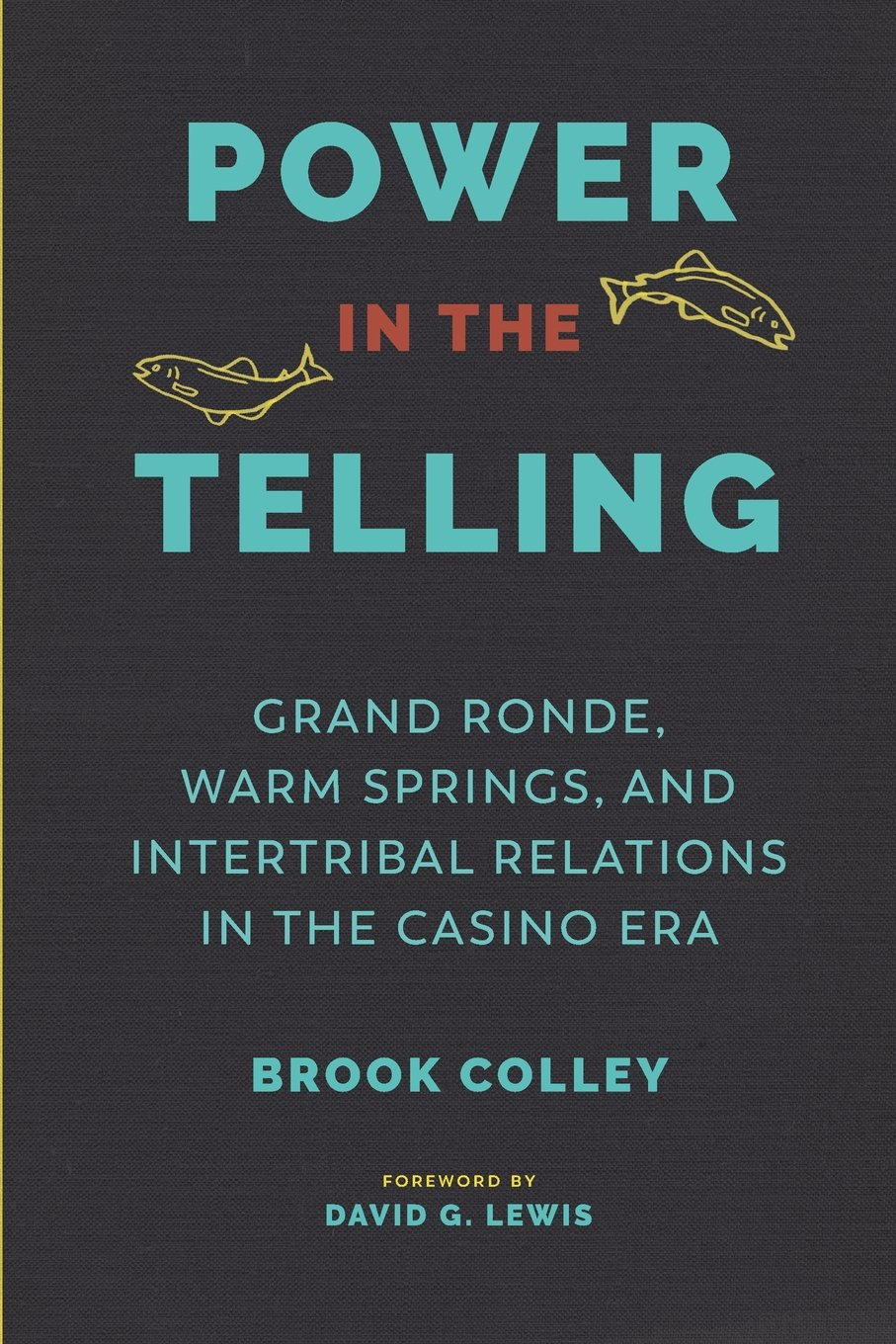 Power in the Telling cover