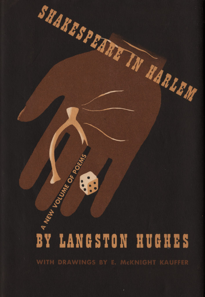 Shakespeare in Harlem by Langston Hugues