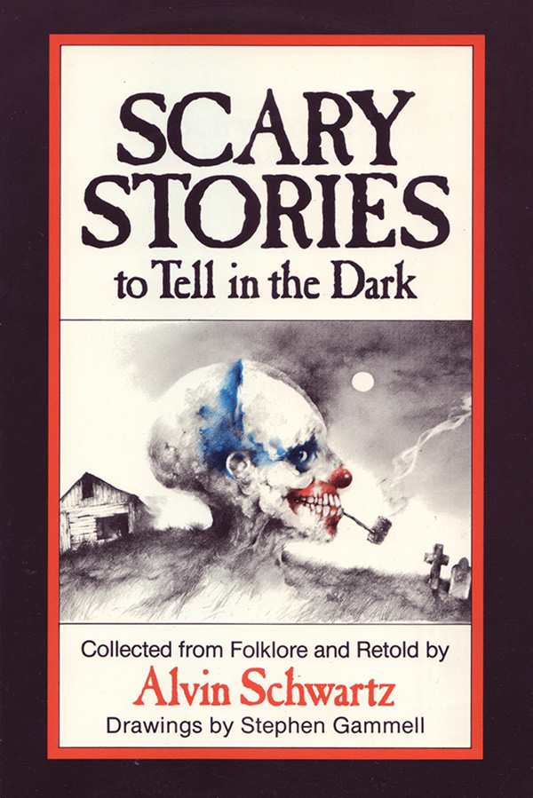 Scary Stories cover