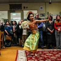 Dancer in South/Southeast Asia Library