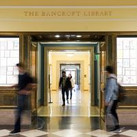 Entrance to The Bancroft Library