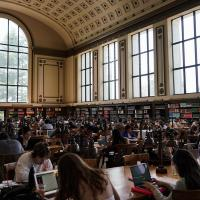 Doe's North Reading Room