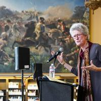 Arlie R. Hoschild, UC Berkeley professor of sociology, speaks about her book and the people of the American South